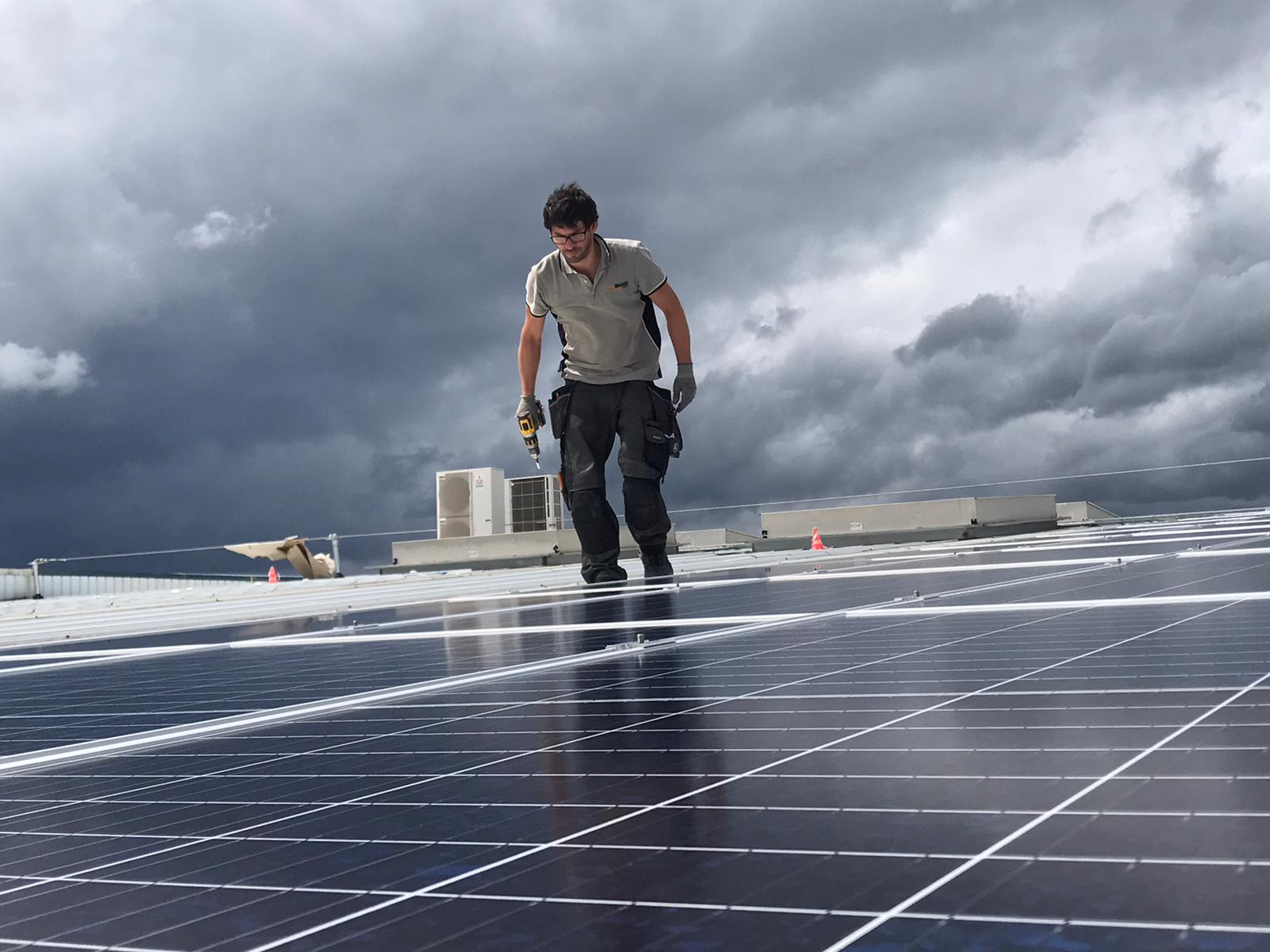 Proyectos e instalacion de placas solares